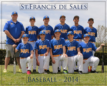 St Francis 2013-2014