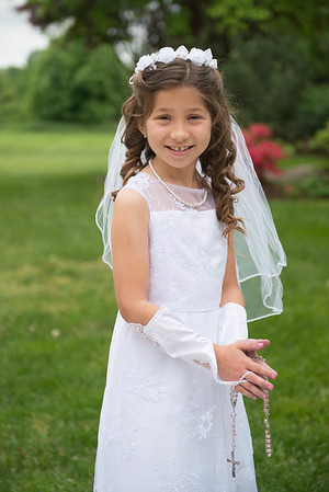 1st communion-LaylaB