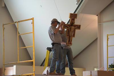 Crucifix Hanging