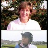This woman is a great golf announcer.