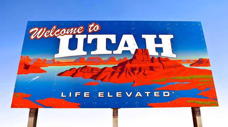 Welcome to Utah Billboard