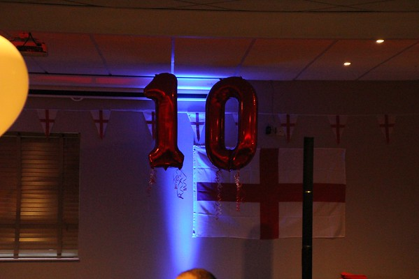 St. George's Day Dinner Dance 2016