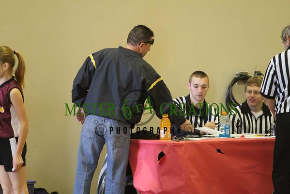 09-10 Season - St Helens vs OLV - January 23, 2010