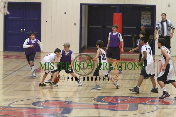 10-11 Season - Boys Varsity vs OLPH 36 - 31 January 8, 2011