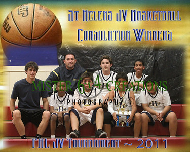 JV PAL Tournament Consolation Winners