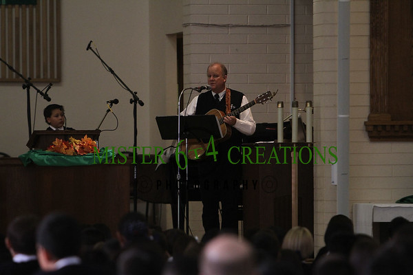 Bishop Armando Ochoa Celebrating Mass ~ October 5, 2012