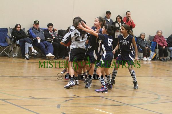 Girls JV vs Pacific Union - December 15, 2012