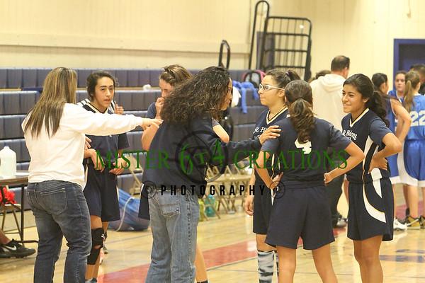 Girls Varsity vs OLF - December 15, 2012