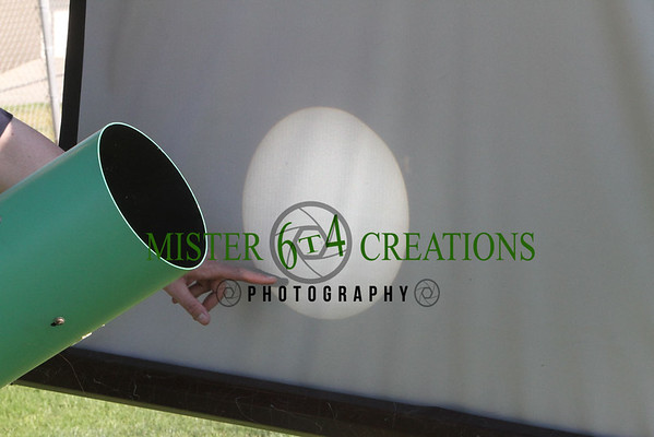 Solar Eclipse - 2012