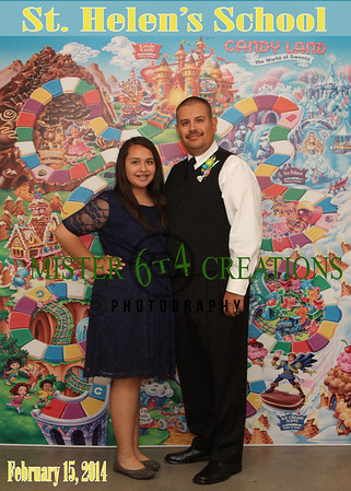 2014 5 x 7  Framed Father Daughter Dance Pictures