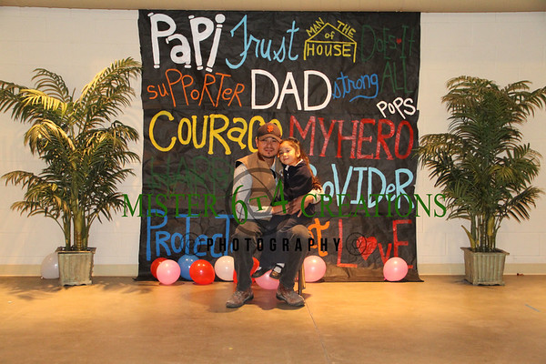 Donuts with Dad - April 23, 2015