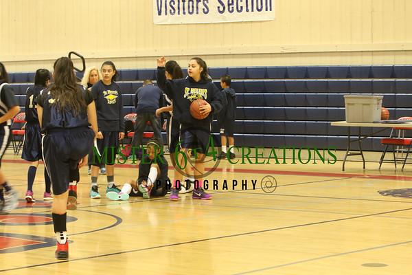 Girls Varsity St Helens vs Valley Prep