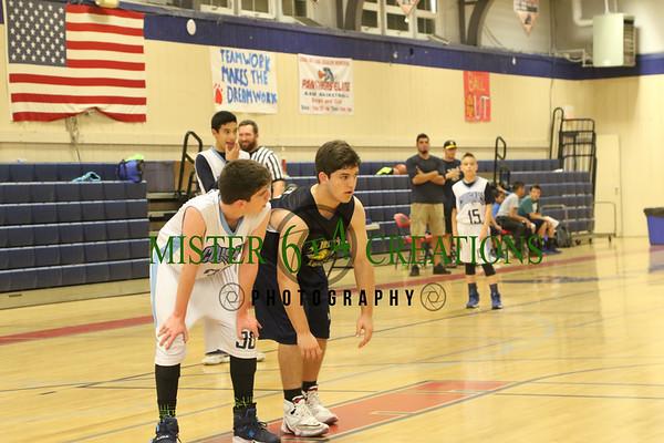 Boys Varsity vs OLPH
