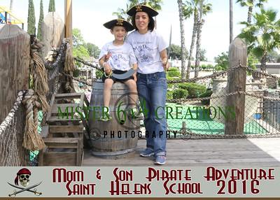 Mom & Son Pirate Adventure - EDIT