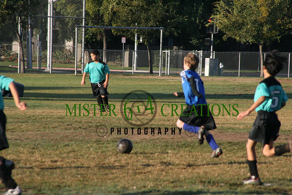 Under 12 Boys - October 31, 2009
