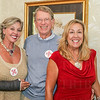 Darlene Metts, Dr. Robert Powell and Maria Eckerle.