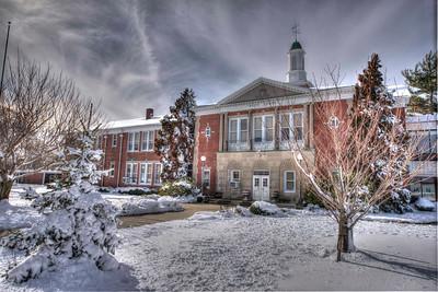 St. James Elementary (Snow)