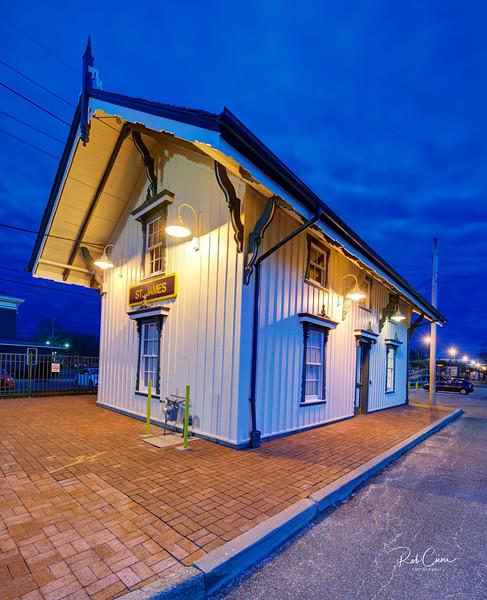 St James Train Station 17