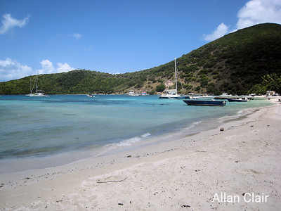 Great Bay, View Jost van Dyke