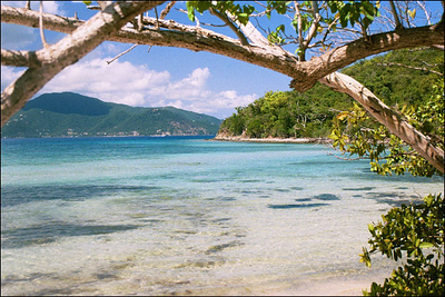 Brown Bay, St. John