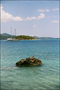 St. John USVI 2001