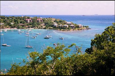 Cruz Bay, St. John 2001