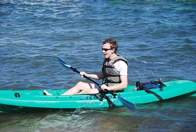 Kayaking and the East End