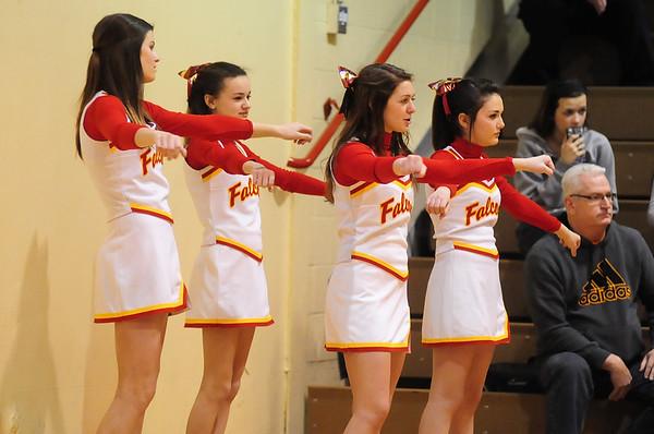 2014 Winter Cheerleaders