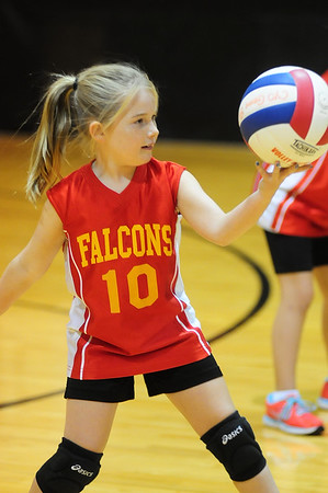 3rd 4th Grade Girls Volleyball