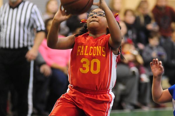 3rd Girls Basketball