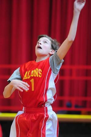 5th Boys Basketball