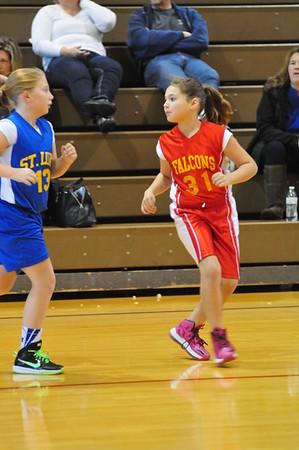 5th Girls Basketball