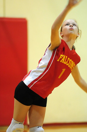 6th Grade Girls Volleyball