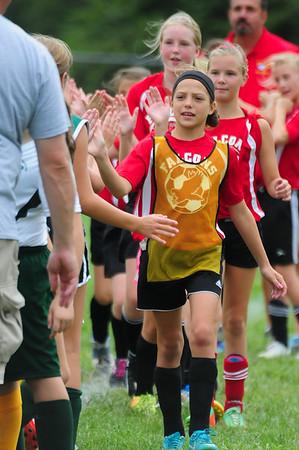 5th Grade Girls Soccer