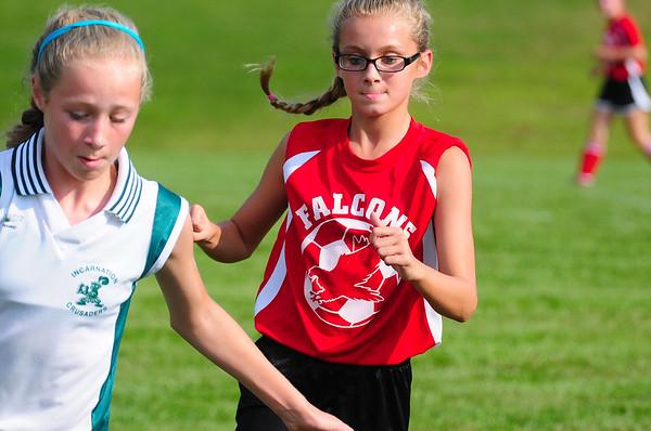 7th 8th Girls Soccer