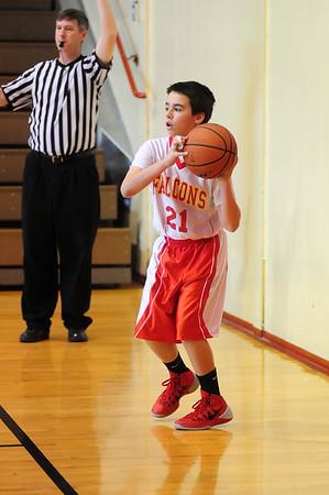 6th Boys - 1 Basketball