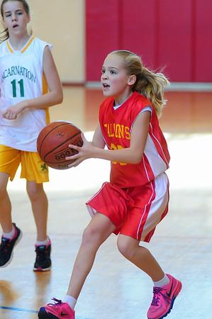 6th Girls - 2 Basketball