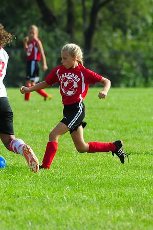 6th Grade Girls Soccer