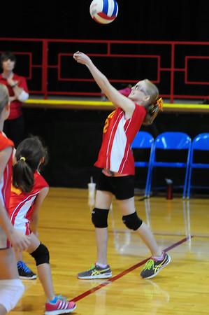 5th Girls Volleyball