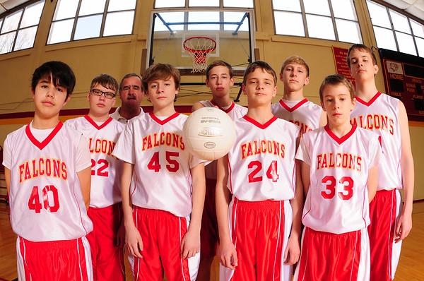 7th 8th Boys Volleyball