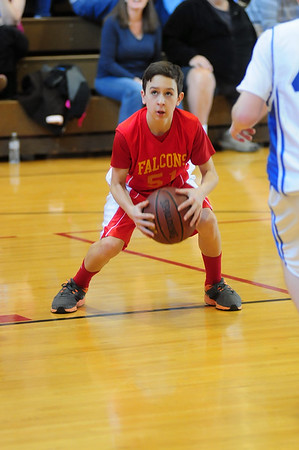 7th Boys Basketball