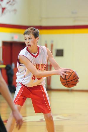 8th Boys - 1 Basketball