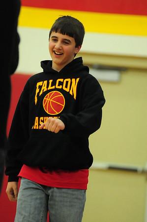 2012-01-24 John XXIII Basketball Teams