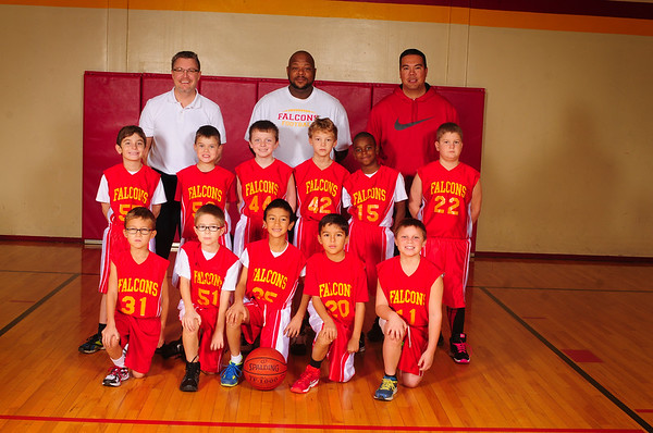 3rd Grade Boys Basketball