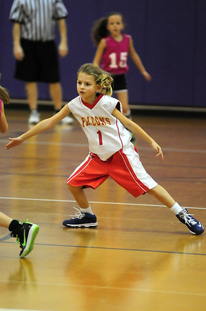 3rd Grade Girls Basketball