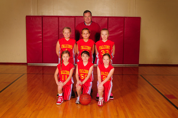 4rd Grade Girls Basketball