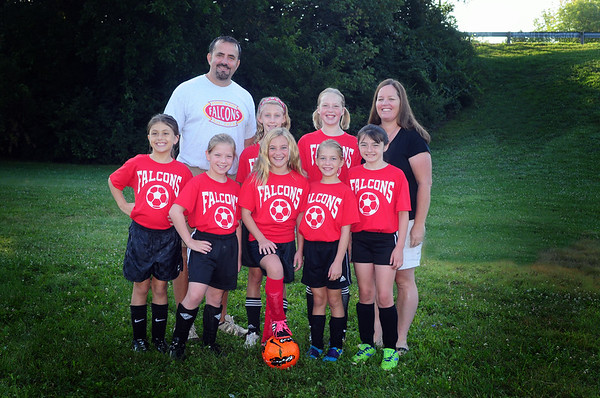 4th Grade Girls Soccer