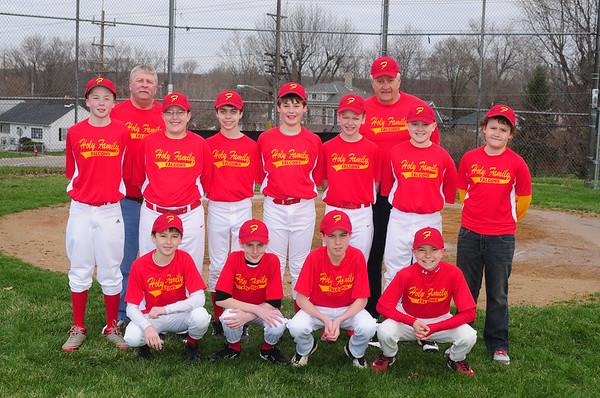5th 6th Grade Baseball