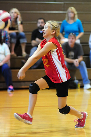 6th Grade Girls Volleyball