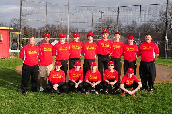 7th 8th Grade Baseball